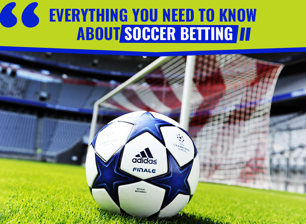 soccer betting moneylines