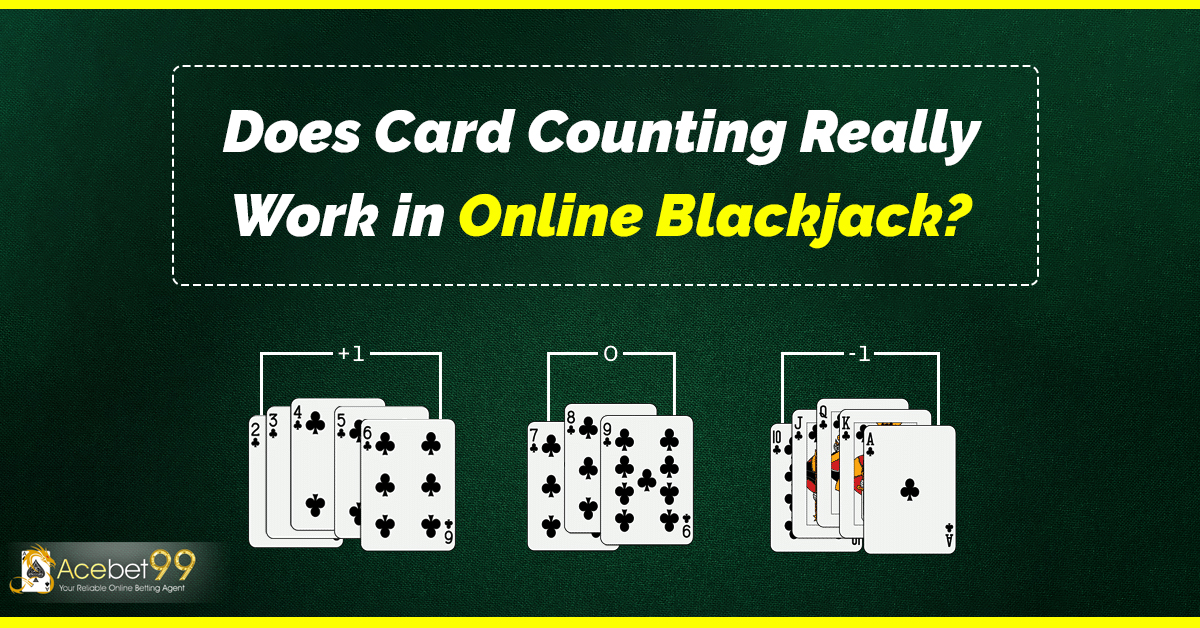 Is it possible to count cards in online blackjack patin a roulette quad ajustable