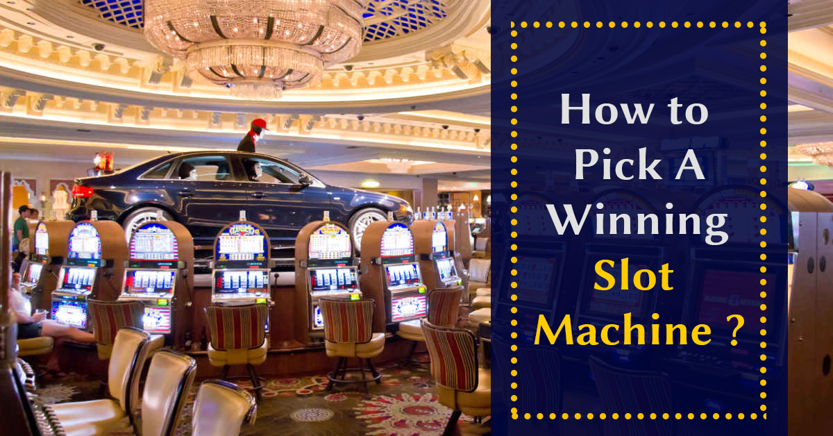 How To Win On Slot Machines Everytime