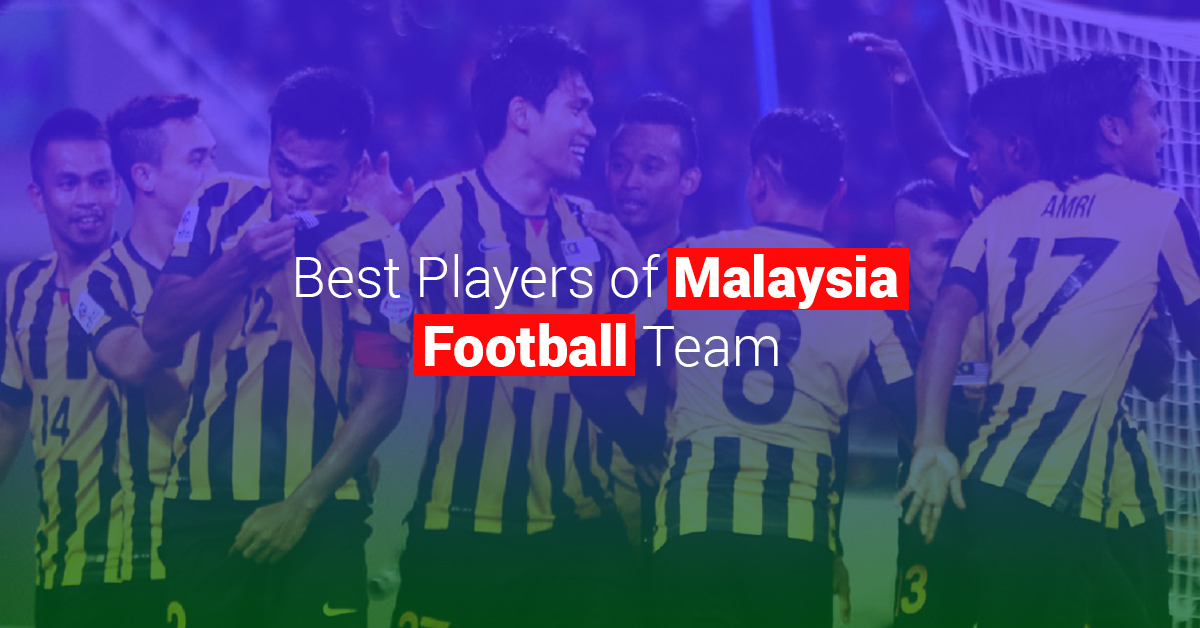 Best Players of Malaysia Football Team