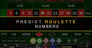 Predict Roulette Numbers Visually