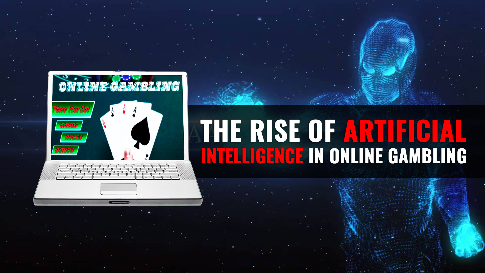 The role of AI in the future of Online Gambling