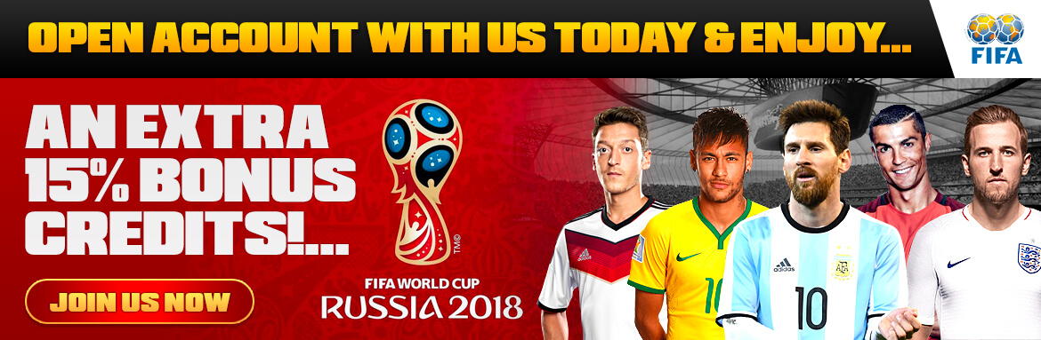 Worldcup 2018 Promo